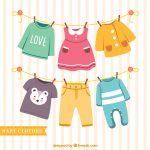 子ども服の収納方法 無印良品の棚に1品追加してすっきり!