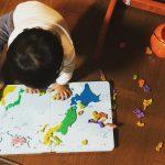 2歳児のおもちゃ① おもちゃ選びの基準と日本地図パズル