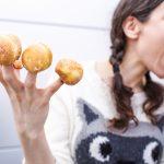 ダイエット中にお菓子の量を制限するアイディア。子どもにも使えそう。