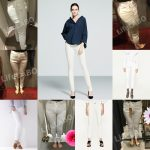 【着画あり】履き比べ!透けないホワイトデニム(白パンツ)。おすすめブランドはこれだ!
