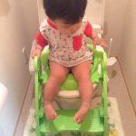 おまる導入でトイレトレーニングが急に進んだ!2歳9か月女の子のおむつ外し