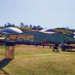 高松市のさぬきこどもの国は遊具充実、飛行機を眺めながら遊べる児童館!